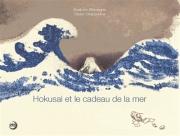 la grande vague et le petit hokusai
