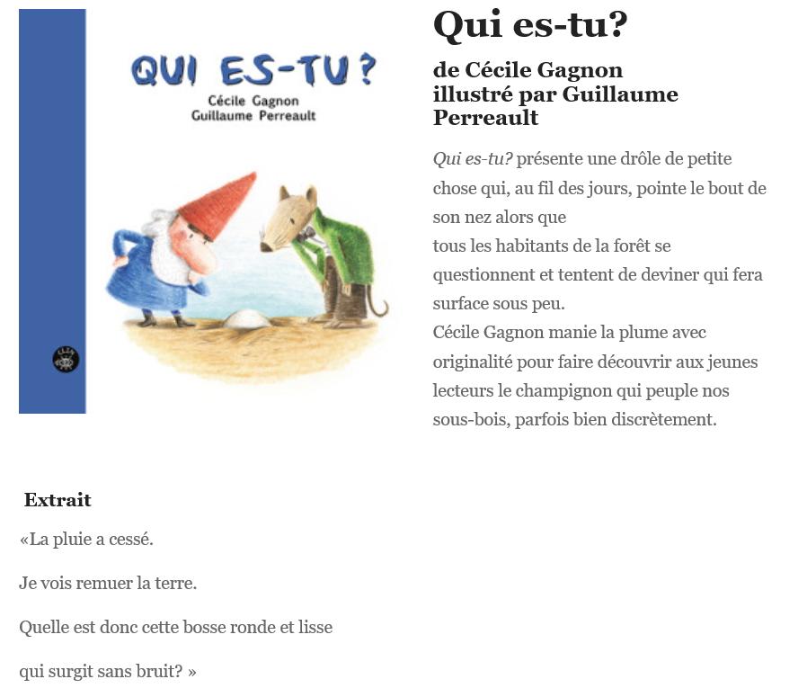 Capture d'écran http://www.editionsdelisatis.com/les-collections/clin-doeil