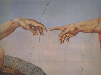 creation d'adam