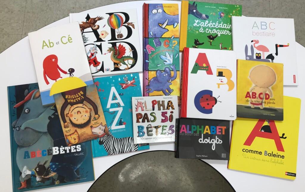 Top 15 Des Abecedaires Pour Petits Et Grands J Enseigne Avec La Litterature Jeunesse